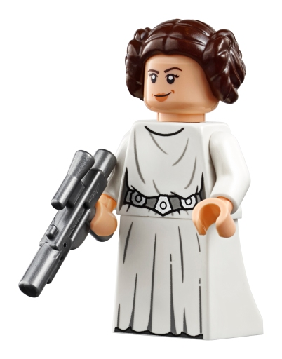 New Princess Leia skirt
