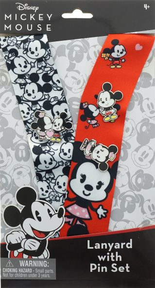 Exclusive Kawaii Mickey Lanyard Set LE 750 at this year's D23 Expo from Monogram International