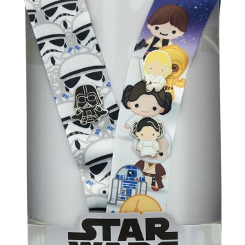 Star Wars D23 Exclusive Pin and Lanyard Set