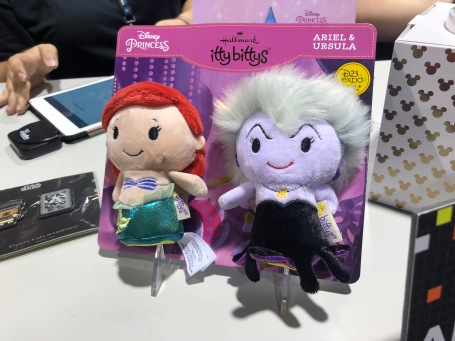 Exclusive Little Mermaid Itty Bittys from Hallmark