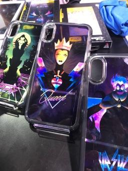 Exclusive Otter cases featuring Disney villains