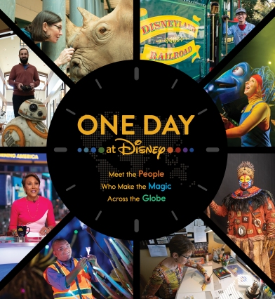 Cover for One Day at Disney